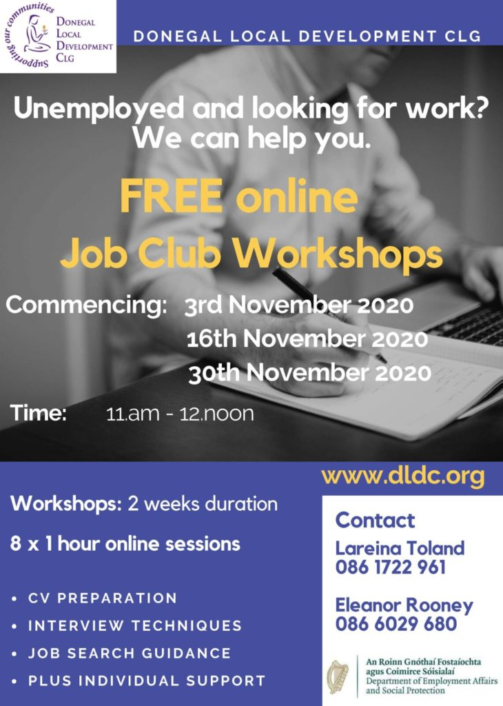 Job Club Poster Print Media Oct Dec 1141x1600 1-DLDC