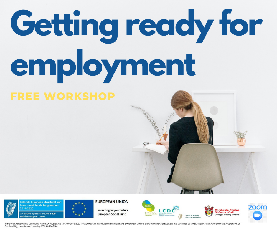 Getting ready for employment-DLDC