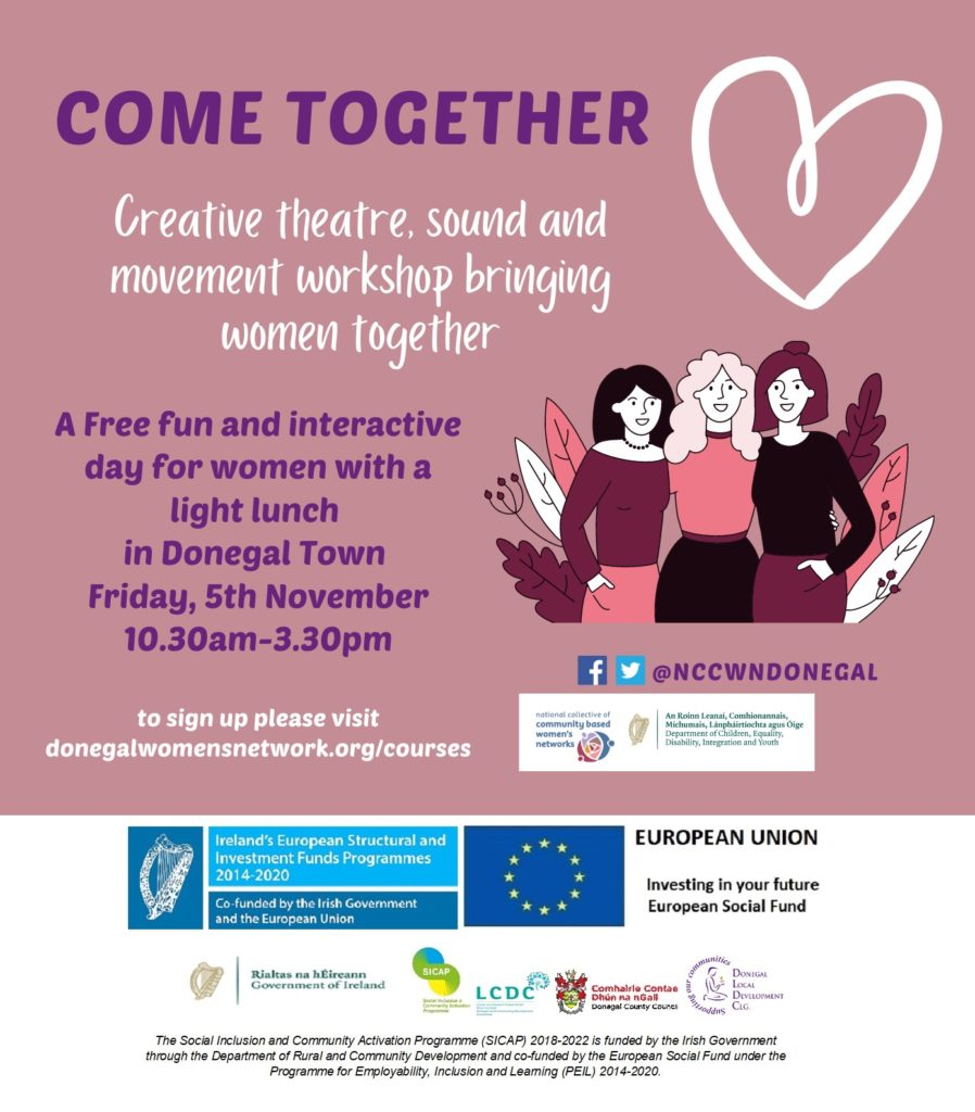 Come Together Donegal Town-DLDC
