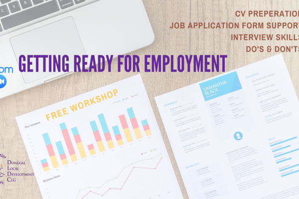 RES Getting Ready for Employment Workshop