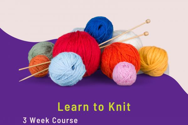 Knitting Club Mar 2021