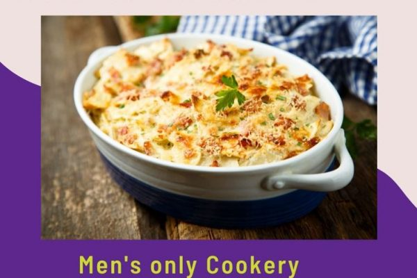 mENS COOKING