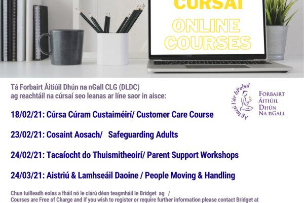 online courses Bridget